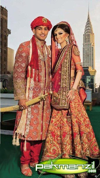 Amir-Khan-and-Faryal-Makhdoom-Wedding-Pictures-002