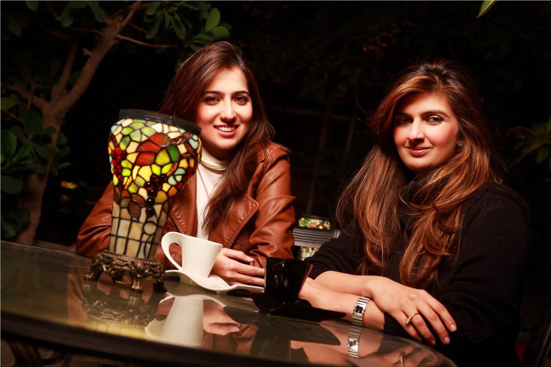 Ayesha-Somaya Profile Picture – Somaya Adnan & Ayesha Sohail