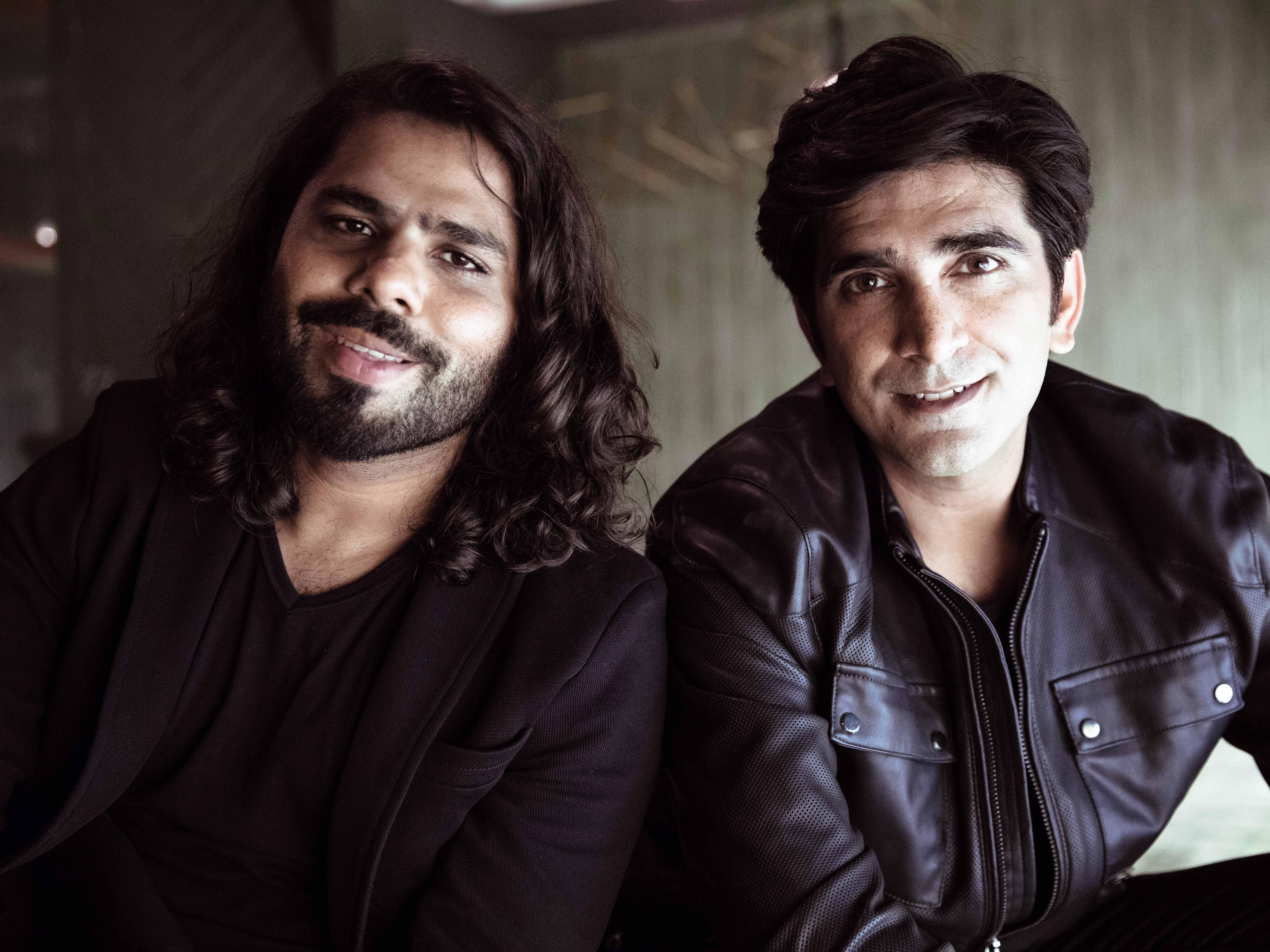 Ali Hamza and Zohaib Kazi – Producers Coke Studio 2018 – Photography by …